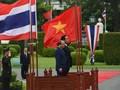 В Бангкоке прошла официальная церемония встречи премьера Вьетнама