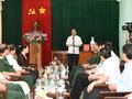 Премьер Вьетнама провел рабочую встречу с членами комитета по управлению Мавзолеем Хо Ши Мина