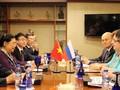 Тонг Тхи Фонг встретилась с вице-спикером Госдумы Ольгой Епифановой на полях АИПА-38