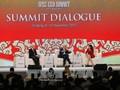 Ряд горячих тем обсуждался на бизнес-саммите АТЭС 2017
