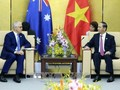 Президент Вьетнама Чан Дай Куанг принял лидеров АТЭС