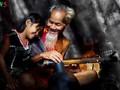 Felicidad familiar y la vida sencilla en aldeas vietnamitas