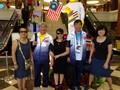Inauguración de los XIX Juegos Deportivos del Sudeste Asiático en Malasia