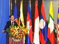 Ouverture de la 3ème conférence ministérielle à mi-mandat du RCEP