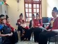 Lo Thi Cuong, une cadre enthousiaste de l'UFV