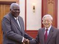 Resserrer l'amitié et la solidarité spéciale Vietnam-Cuba