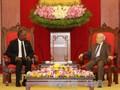 Youri Latortue reçu par des dirigeants vietnamiens
