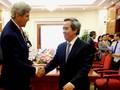 Pour le renforcement des relations vietnamo-américaines