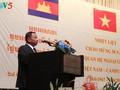 Célébration des 50 ans des relations Vietnam-Cambodge
