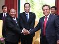 Conférence présidentielle des fronts Cambodge-Laos-Vietnam