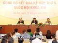 Assemblée nationale: des interventions préparées aux débats instantanés