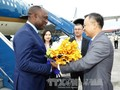 President of Senate of Haiti starts official visit to Vietnam