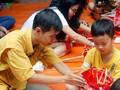 Изготовление традиционных игрушек на праздник середины осени