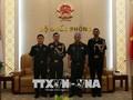 Замминистра обороны СРВ Нгуен Ти Винь принял военных атташе Индии и Израиля