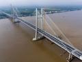 Le pont Cao Lanh et le delta du Mékong