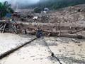 Le Nord et le Centre du Vietnam, victimes des caprices de Dame Nature