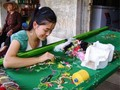 ភូមិរបរប៉ាក់ដាក់ជរ Van Lam ខេត្ត Ninh Binh