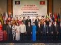 PM Vietnam Nguyen Xuan Phuc dan Istri memimpin upacara peringatan ultah ke-50 Hari berdirinya ASEAN