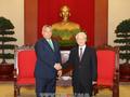 Para pemimpin tingkat tinggi Vietnam menerima PM Hungaria, Orban Viktor