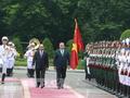 Pernyataan Besarma Vietnam-Hungaria