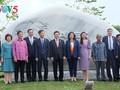 Pembukaan Taman APEC