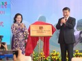 Upacara peresmian dan serah-terima Wisma Persahabatan Vietnam-Tiongkok