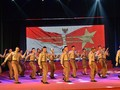 Program temu pergaulan kesenian persahabatan Indonesia-Vietnam