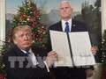 AS mengakui Jerusalem sebagai Ibukotanya Israel