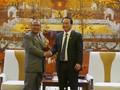 Memperluas kerjasama antara Kota Hanoi dan Kota Jakarta