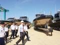 美国向越南海警移交6艘巡逻艇
