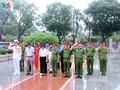 本台团委举行多项活动纪念越南荣军烈士节