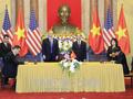 美国与越南联合声明