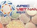La sécurité alimentaire, une priorité pour l'année de l'APEC 2017
