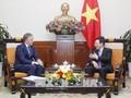 Consultation politique Vietnam - Lettonie