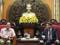 VOV, Vietnamese Embassy in Egypt enhance cooperation