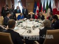 G7 approves anti-terrorism joint statement