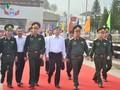 2017年第4次越中边境国防友好交流:建设和平、稳定、友好与合作的越中边境
