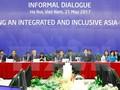 APEC 2017: Dialog über den Aufbau einer integrierten und inklusiven Asien-Pazifik-Region