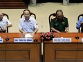 Staatspräsident Tran Dai Quang trifft Wähler von Ho Chi Minh Stadt