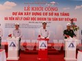Khởi công Dự án Xây dựng cơ sở hạ tầng và tiền xử lý chất độc dioxin tại sân bay Biên Hòa