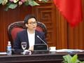 Phó Thủ tướng Vũ Đức Đam: Đẩy nhanh tiến độ công tác xác định hài cốt liệt sĩ