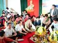 Die Sonderfamilie für die Freundschaft zwischen Vietnam und Laos