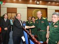Le Premier ministre rend hommage aux anciens soldats de Truong Son