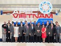 APEC 2017 : Un samedi chargé