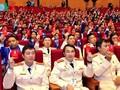 11ème Congrès national de l'Union de la jeunesse communiste Ho Chi Minh