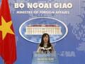 ปฏิกิริยาของเวียดนามเกี่ยวกับการทดลองยิงขีปนาวุธของสาธารณรัฐประชาธิปไตยประชาชนเกาหลี