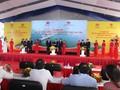 พิธีเปิดท่าเรือนานาชาติ Vissai ณ จังหวัดเหงะอาน