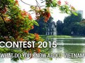 "Results of VOV's contest ""What do you know about Vietnam?"" announced"