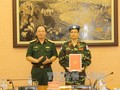 Three more Vietnamese military officers to take on UN peacekeeping missions