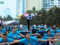 3rd International Yoga Day celebrated across Vietnam